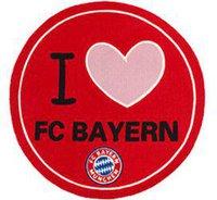 Böing Carpet FC Bayern München Teppich rund