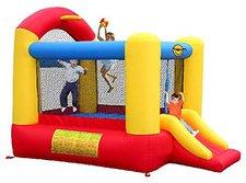 Happy Hop Slide and Hoop Bouncer