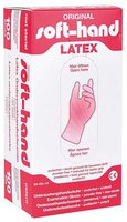 Diaprax Softhand Latex untersuchungshandschuhe puderfrrei unsteril Gr. XL (100 Stk.)