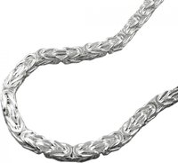 Gallay 3mm Königskette Silber 925 (137000-45)