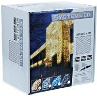 Best Season System LED-Lichternetz 192er 3x3m warmweiß