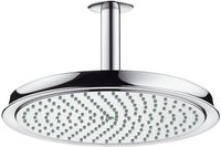 hansgrohe Raindance Classic AIR Tellerkopfbrause Ø 240 mm (Chrom, 27405000)