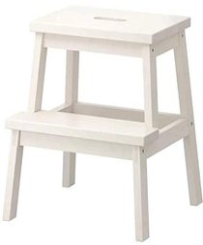 IKEA Bekväm Tritthocker