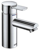 Keuco Plan Einhebel Waschtischmischer für offene Heißwasserbereiter (Chrom, 54903010100)