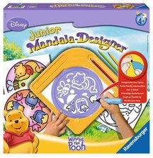 Ravensburger 29943 Mini Mandala-Designer Winnie the Pooh