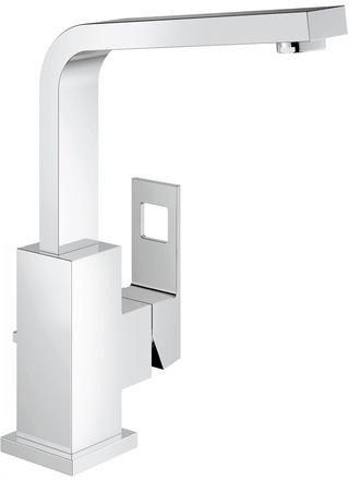 Grohe Eurocube Einhand-Waschtischbatterie (Chrom, 23135)