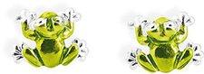 Heartbreaker Froggy Silberstecker grün (LD FG 25 GR)