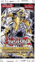 Yu-Gi-Oh Hidden Arsenal 6 Omega Xyz Booster