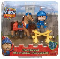 Character Options Mike the Knight Deluxe Figuren Sortiment