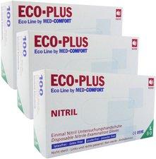 Ampri Eco Plus Nitril puderfrei weiß Gr. L (100 Stk.)