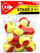 Dunlop Stage3 Red
