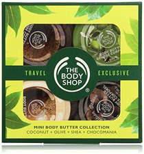 The Body Shop Body Butter Gift Set (4 x 50 ml)