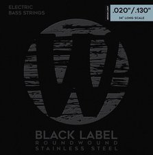 Warwick Black Label 40400ML