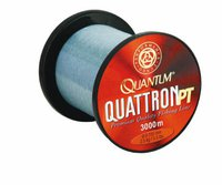 Quantum Fishing Quattron PT Angelschnur 0234mm 3000m