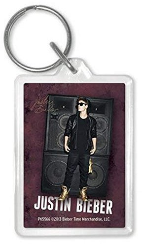 Justin Bieber Schlüsselanhänger