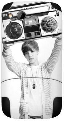 Justin Bieber HTC Desire Schutzhülle