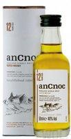 anCnoc 12 Years 0,05l 40%