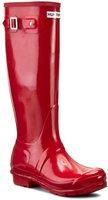 Hunter Boot Original Gloss pillar box red