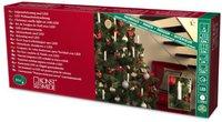 Konstsmide Weihnachtsbaumkette 16er weiß LED (2000-001)
