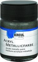 C. Kreul Hobby Line Acryl-Metallicfarbe 50 ml anthrazit