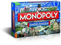 Winning Moves Monopoly - Sindelfingen