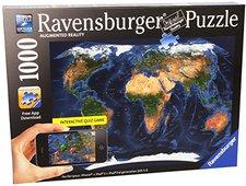 Ravensburger Satelittenweltkarte (1.000 Teile)
