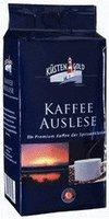 Küstengold Kaffeeauslese gemahlen (500 g)