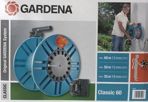 Gardena 2650-20 Wandschlauchträger mit Schlauchführungsrolle