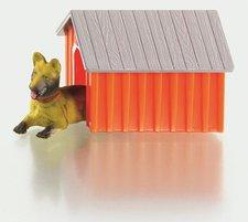 Siku Hund mit Hundehütte (1010)