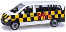 "Herpa Mercedes-Benz Vito Bus Bundeswehr  ""Follow Me "" (700528)"