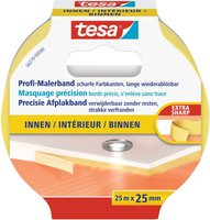 Tesa Maler-Krepp Indoor 25m x 25mm