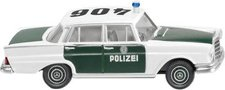 "Wiking Mercedes-Benz 220 S  ""Polizei Hamburg "" (086426)"