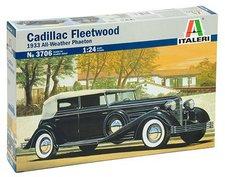 Italeri Cadillac Fleetwood 1933 (3706)