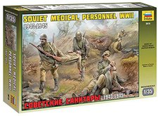 Sirius Soviet Medical Personnel WWII (3618)