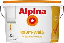 Alpina Farben RaumWeiss 10 Liter