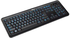 Trust eLight LED Illuminated Keyboard UK