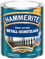 Hammerite Metallschutzlack matt dunkelgrau 250ml
