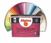 Alpina Farben Farbrezepte Wandfarben Englisches Schilf 2,5 Liter
