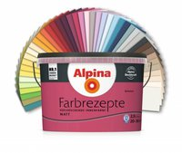 Alpina Farben Tim Mälzer Farbrezepte Wilde Beere 1 l