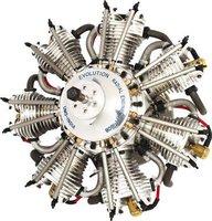 Horizon Hobby Evolution 7 Zylinder 4-Takt Benzin-Sternmotor 160ccm (EVOE7160)