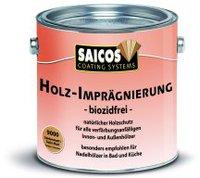 Saicos Holzimprägnierung 2.5 l
