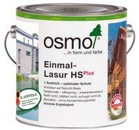 Osmo Einmal-Lasur HS plus Fichte-Weiß 2,5 Liter (9211)