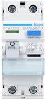 Hager FI-Schutzschalter CCA225D