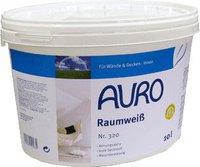AURO Raumweiß Wandfarbe 10 Liter (Nr. 320)
