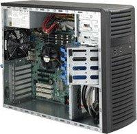 Supermicro SuperChassis SC732i-R500B schwarz