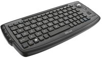 Trust Compact Wireless Entertainment Keyboard US