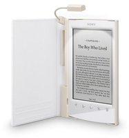 Sony Standard-Cover mit Leseleuchte für Reader PRS-T1/T2