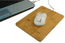 Urban Factory Mouse Pad in Bamboo