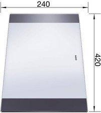 Blanco Schneidbrett Glas (219645)
