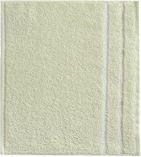 Vossen Quadrati Seiftuch knospengrün/weiß (30 x 30 cm)
